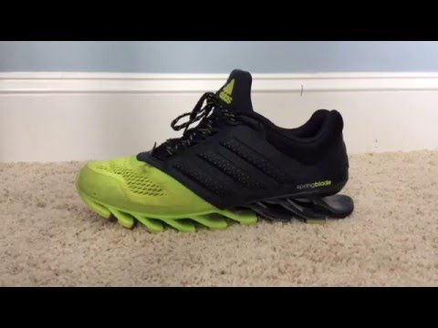 brand new ace64 858d1 Adidas Springblade Drive 2.0 Review