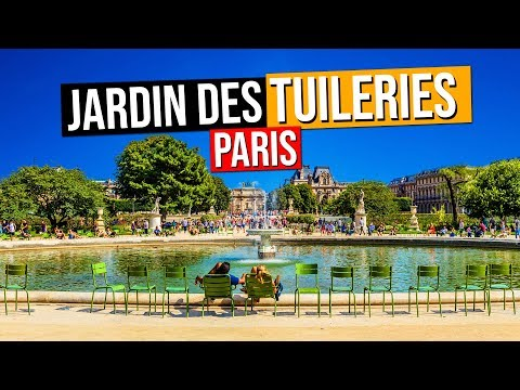 Jardin des Tuileries | Tuileries Garden - Paris, France.