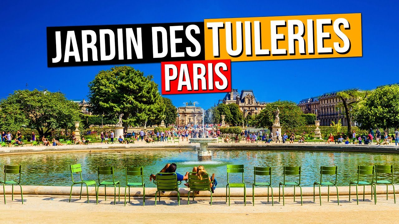 Jardin des Tuileries | Tuileries Garden - Paris, France. - YouTube