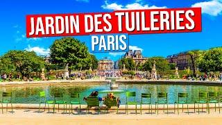 Jardin des Tuileries | Tuileries Garden - Paris, France.