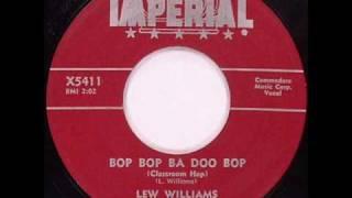 Lew Williams - Bop Bop Ba Doo Bop.wmv