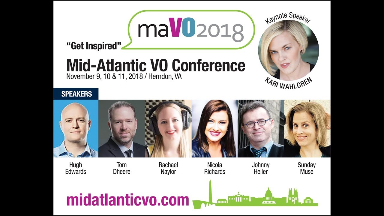 Tom Dheere will be at MAVO 2018!