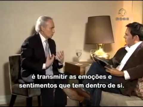 Interview with Jose Carreras, Sao Paulo, Brasil (27.05. 2010)