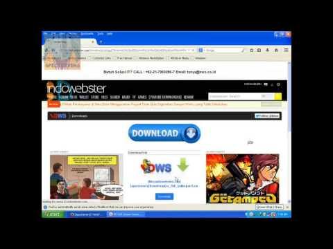 Cara Download Di Indowebster