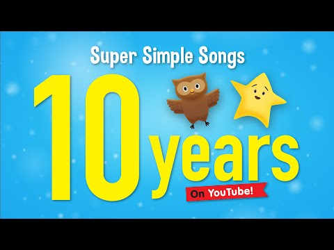 10 YEARS ON YOUTUBE!