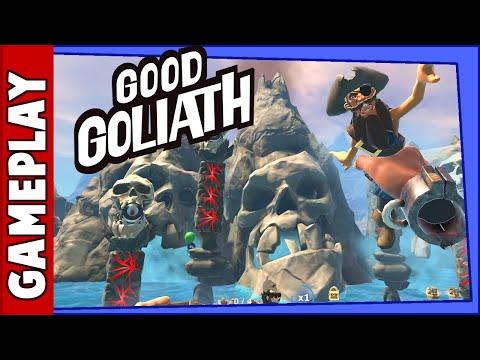 Good Goliath PSVR Gameplay