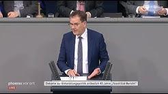 """Bundestag: Vereinbarten Debatte zum Thema """"Mit Entwicklungspolitik Zukunft gestalten"""""""
