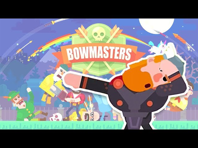 DID THOR JUST DAB?!?! | Bowmasters | Fan Choice Friday