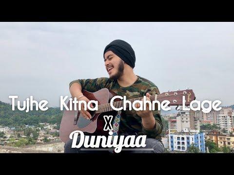 Kabir Singh: Tujhe Kitna Chahne Lage x Duniyaa medley | Acoustic Singh