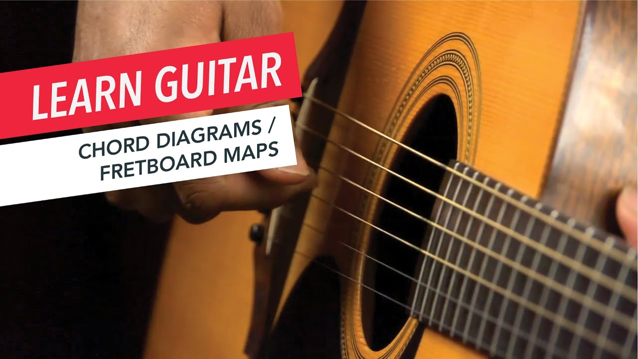 Beginner guitar lessons how to read chord diagrams and fretboard beginner guitar lessons how to read chord diagrams and fretboard maps guitar lesson beginner pooptronica Images
