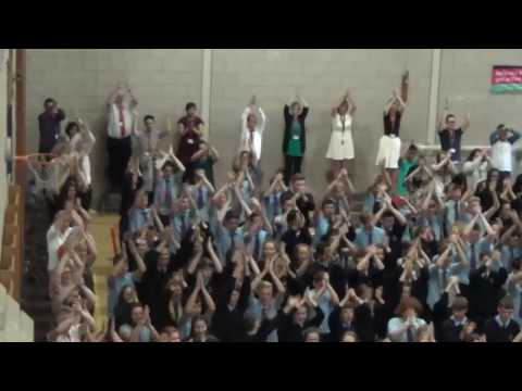 Brighouse High School Icelandic Chant