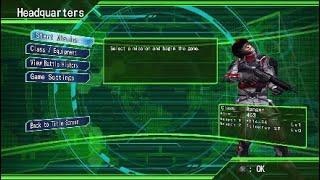 Earth Defense Force 4.1 Part 4 Fencer Time