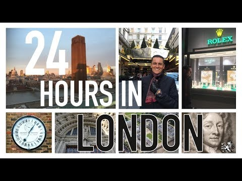 24 Hours In London - A Guide On Essential Places To Visit -  From Free & Affordable To Ultra Luxury