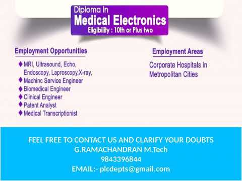 CAREERS IN  PART  TIME ELECTRONICS AND COMMUNICATION ENGINEERING(ECE) - ME MTech