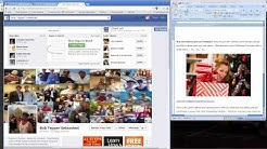 FB Newsfeed Link Ad Creation Part 1