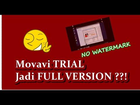 Movavi Trial Jadi