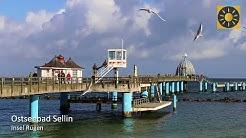 """OSTSEE - Insel Rügen """"Ostseebäder Sellin, Binz und Baabe im Herbst"""" DEUTSCHLAND"""
