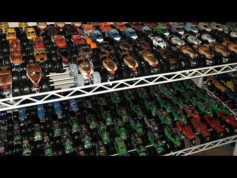 Monster Jam Truck Collection #4 (part 4)