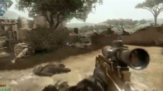 Call Of Duty: Modern Warfare 3 - Multiplayer PC Sniper quickscoping!!