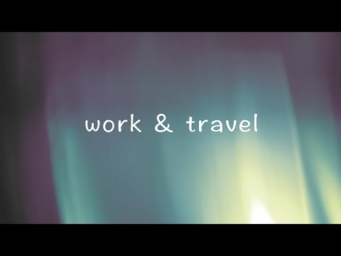 Travel through USA / work & travel programme / 2014