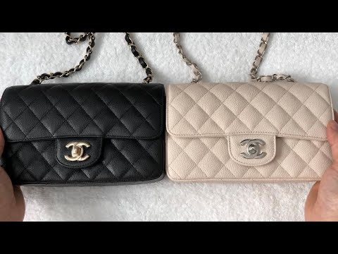 Chanel Favorites Rectangular Mini Youtube