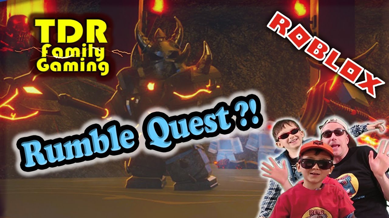 New Rpg Dungeon Crawler Game But Is It Good Roblox Rumble Quest - New Dungeon Crawler What Is Rumble Quest Youtube
