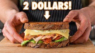 The 2 Dollar Sandwich   But Cheaper