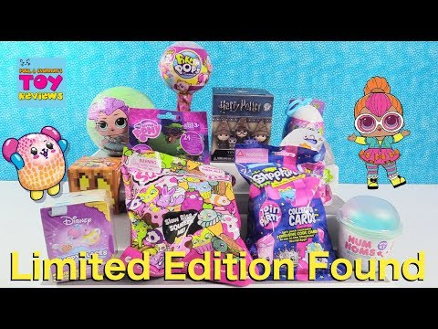 Disney LOL Surprise Pikmi Pops Limited Edition Found Toy Review | PSToyReviews