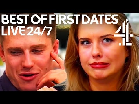 Best of First Dates | Most Adorable Moments | 24/7 Live Stream