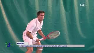 "Tennis : Antoine Hoang remporte le ""Future"" de Plaisir"