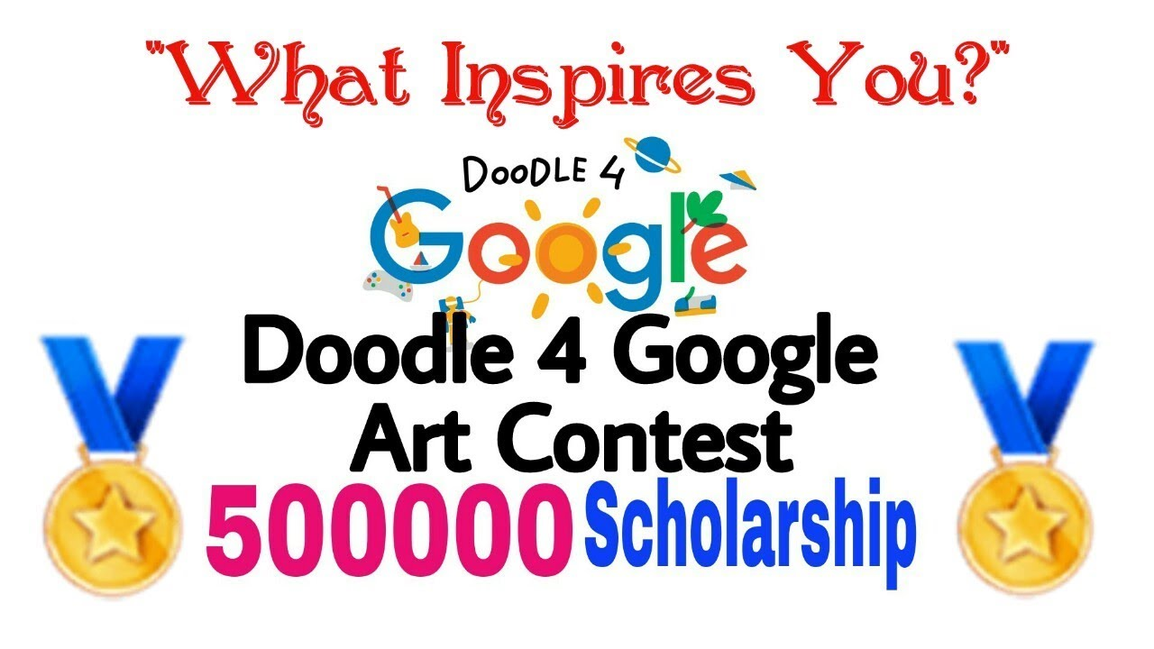 How To Enter A Doodle 4 Google contest 2018 || "|1280|720|?|en|2|5ce371099f6791eb7a0be123c75ce91a|False|UNLIKELY|0.3641917109489441