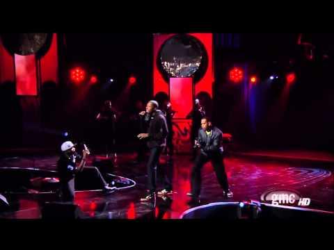 Lecrae w/ Natalie Grant - 2011 Dove Awards