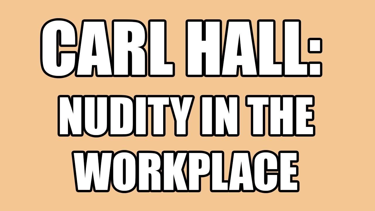 Hall nudist shame