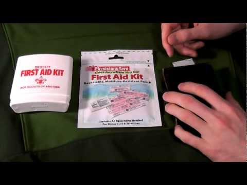 IFAK Smalls, Day Use First Aid Kits