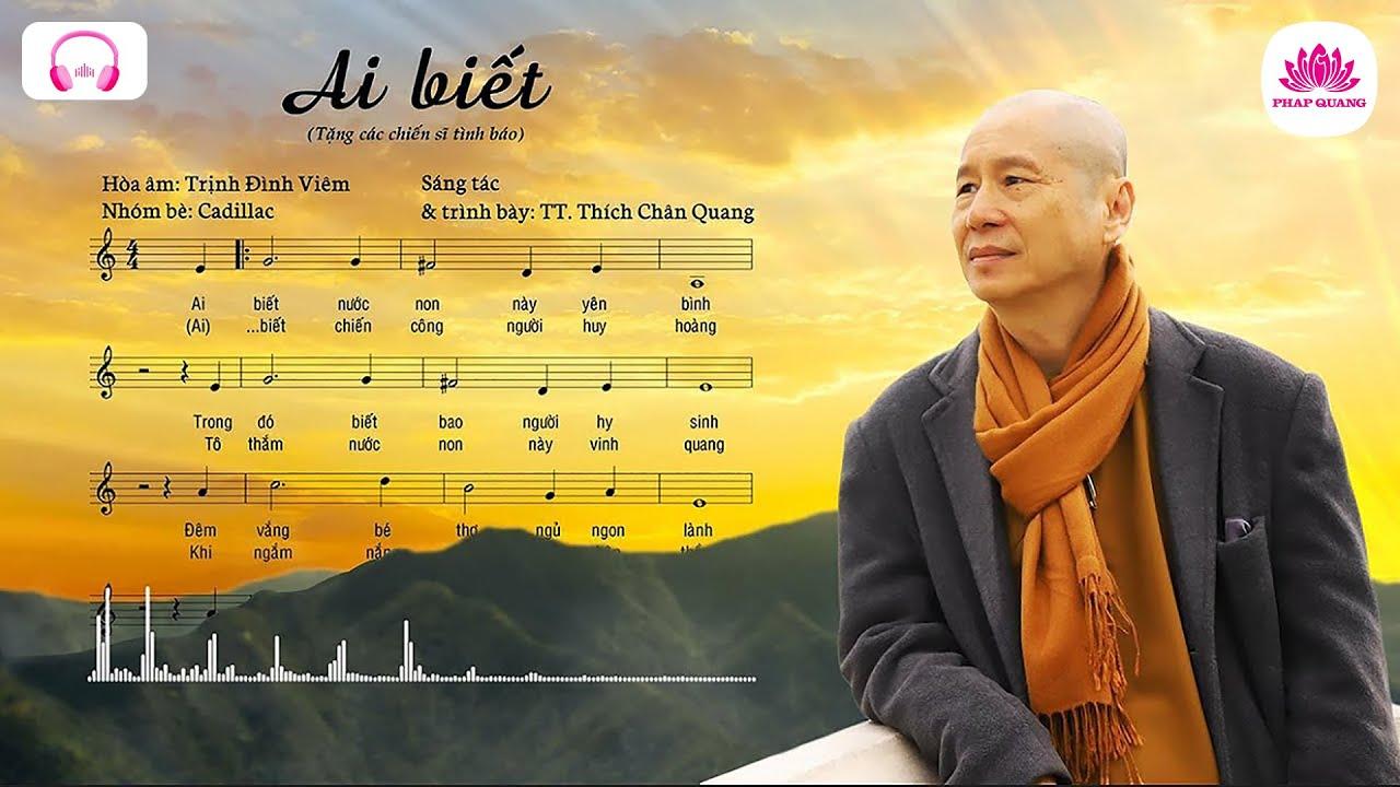 Ai Biết - TT. Thích Chân Quang