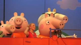 Peppa Pig's Surprise! Live Show Trailer