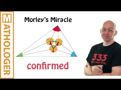 Math is Illuminati confirmed (PART 2): Morley's Miracle