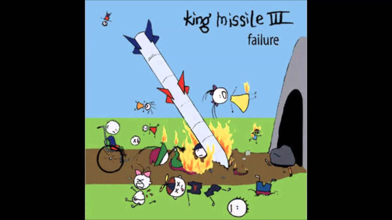 King Missile Up My Ass 85