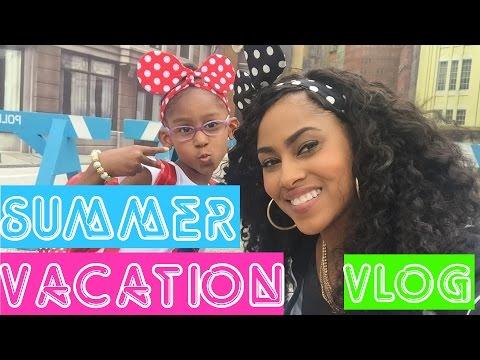 SUMMER VACATION VLOG 2015 | ORLANDO FL | FAMILY VACATION VLOG | CHINACANYCOUTURE