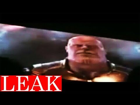AVENGERS Infinity War Official Trailer LEAKED