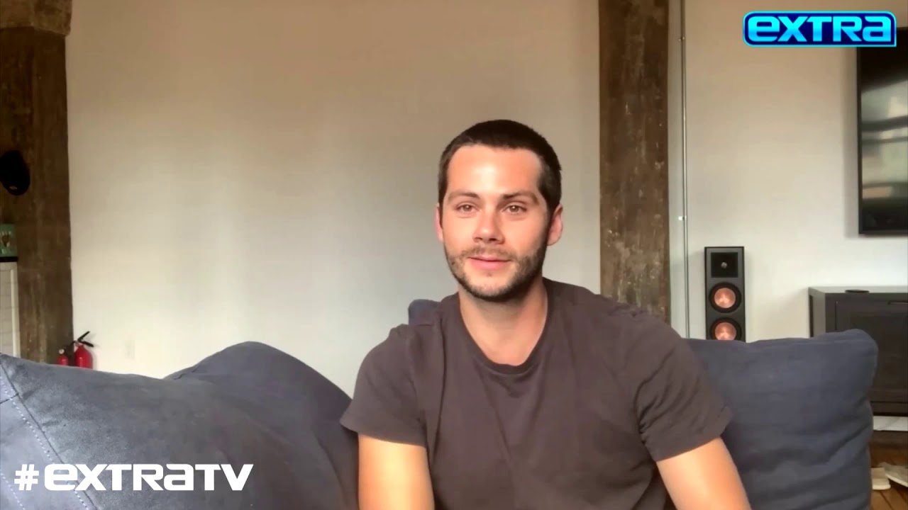 'Love and Monsters' Star Dylan O'Brien Talks Life Under Quarantine