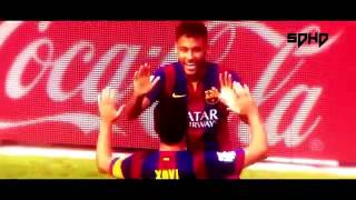 Neymar 2014 2015 Hey Mama™ David Guetta ft Nicki Minaj Best Skills & Goals HD.mp4