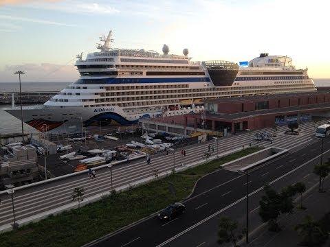 AIDAstella  Funchal Madeira Island