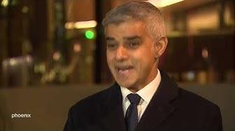London: Statement von Bürgermeister Sadiq Khan