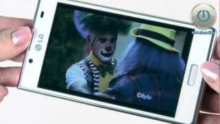 обзор LG P705 Optimus L7: флагманский смартфон L-Style c IPS-экраном