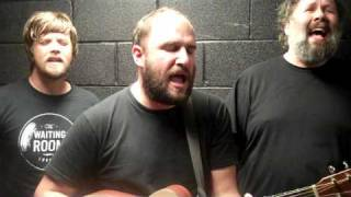David Bazan: Please Baby Please - backstage