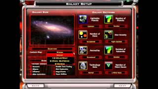 Galactic Civilization II: Dark Avatar - Mod Demo p.1 | All Audio by DFAD