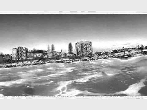 SURFING  MALIBU QLD AUSTRALIA