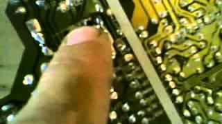 Tv Philco de tubo conserto