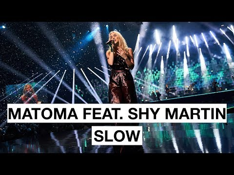 Matoma feat. Shy Martin - Slow | The 2017 Nobel Peace Prize Concert